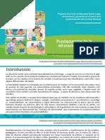 Fundamentos de La Educaci__n Inicial