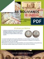 Billetes Bolivianos Wini
