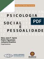 Psicologia Social e Pessoalidad - Mary Jane P. Spink