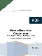 Apostila de Procedimento Cautelar - 2009 - 2 (1)