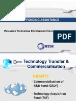 Malaysian Technology Development Corporation Sdn Bhd