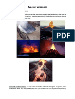 Volcanism Notes