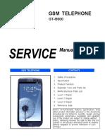 Samsung Gt-i9300 Service Manual
