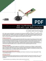 Placa PCI Edimax