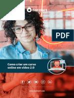 eBook Como Criar Um Curso Online Em Video 2.0 22.02.2018