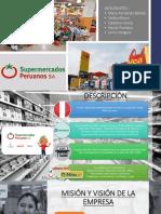 PEA - Supermercados Peruanos - UPC