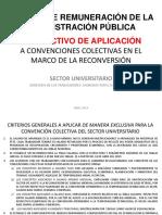 Universitario - Instructivo Exclusivo Convencion Colectiva - Abril 2019