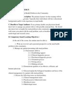 Instructional Design- Sample