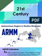 ARMM Literature