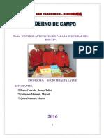 Cuaderno de Campo_CASA SEGURO