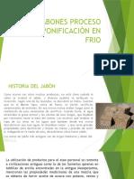 UNIDAD 3. SAPONIFICACION EN FRIO.pptx