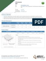 disipador BGA Heat Sink - High Performance maxiFLOW w/Thermal Tape