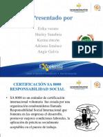 Diapositivas Certificacion s.a 8000