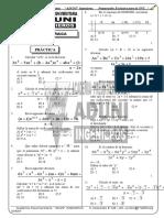 División Algebraica - Cepas