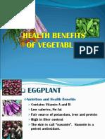 Health Benefits Updated