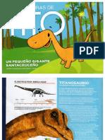 Tito, El Dinosaurio de Santa Cruz