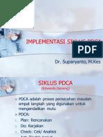 contoh PDCA