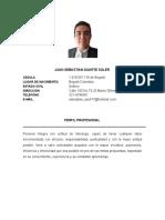 Juan Sebast Duarte Hv New