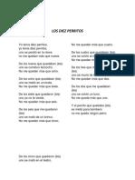 Poema Perritos