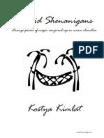 Kostya Kimlat - No Cards Humid Shenanigans_1007233696.Pdf_1