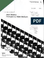 308485504 Sibelius Jean Finlandia 4 Trombones Particelas