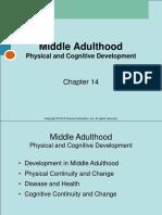 Middle Adulthoo