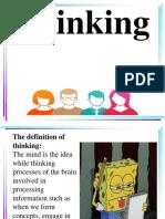 Thinking PPT
