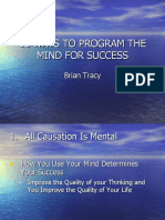 BRIAN TRACY-18 ways to program the mind for success.pdf