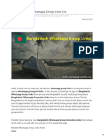 Whatsappgrouplinks.org-Join Bangladesh Whatsapp Group Links List