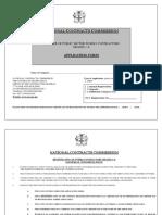 Works Grades 1-4 Application Form 12.10.15