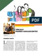 VINCILOS PADRES ADOLESCENTES