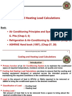 Heating & Cooling Loads
