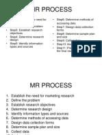 Mr Process