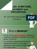 Measles TCJ