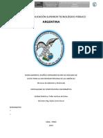 Modelo de Proyecto_Base de Datos