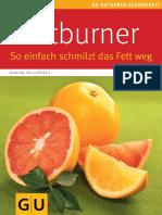 Fatburner - So Einfach Schmilzt - Grafe Und Unzer