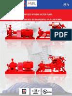EBARA EESP Fire Pump Set Brochure 27.Apr.2016