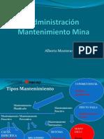 Administración Mantenimiento Mina.ppt