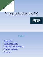 Princípios Básicos Das TIC