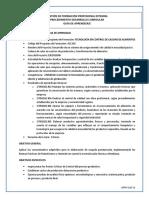 GFPI-F-019 Formato Guia de Aprendizaje Cuajada TGCCA