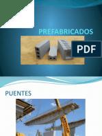 prefabricados