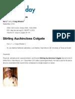 Colgate PhysicsToday