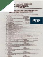 21st Century 4th Formal Examination003