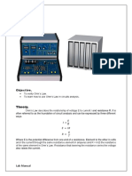 Physic Lab manual