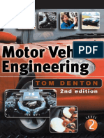 Motor Vehicle Enggg L2 by Tom Denton