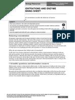 S05 Sample Practical Worksheets
