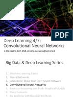 ConvolutionalNeuralNetworks