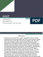 GOUT (klp 4)