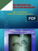 Imagistica in Boli Chirurgicale Gastrologie