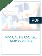 Manual de Uso de Tu Campus Virtual